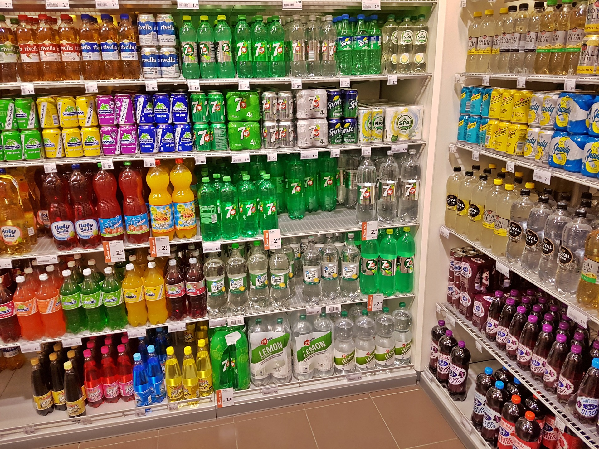 wholesale food and beverage products